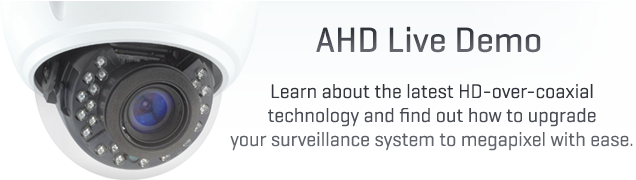 AHD Solution and Live Demo