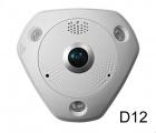 Fisheye Lens Camera